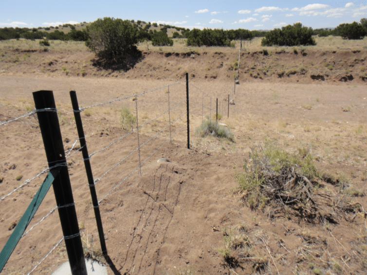 Fencing/Grazing Management Practices PC: Apache NRCD/NRCS