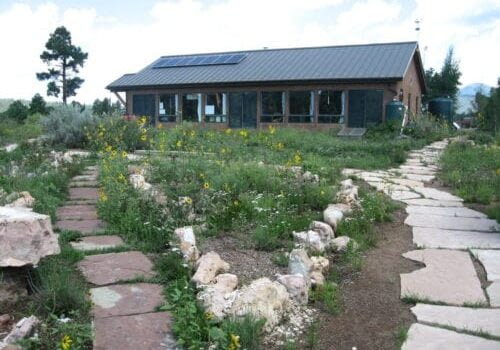 Willow Bend Conservation Education Center - Photo courtesy of Coconino NRCD